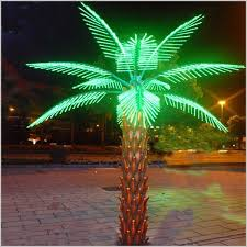 solar palm tree lights unique with led light tree light up palm trees led outdoor