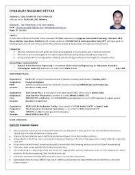 Oil And Gas Resume Nfcnbarroom Com