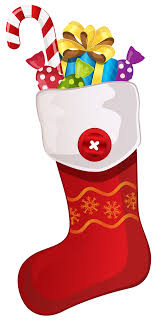 candy cane clipart png. Beautiful Png Red Christmas Stocking With Candy Cane PNG Clipart In Png D