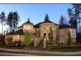 Plan H    Find Unique House Plans  Home Plans and Floor    Luxury European Home  H