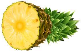 pineapple emoji png. pin pineapple clipart yellow fruit #7 emoji png