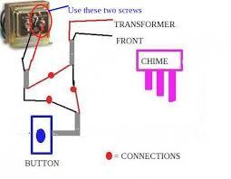 wiring a doorbell diagram wiring lights diagram \u2022 free wiring doorbell wiring 4 wires at Wiring Diagram For Front Door Bell