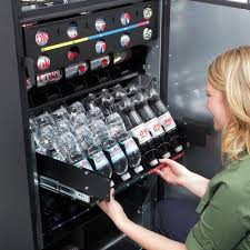 Used Vending Machines Amazon Delectable Amazon Trimline II Combo Snack Cold Drink Vending Machine