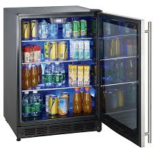 Undercounter Drink Refrigerator Undercounter Beverage Refrigerator Glass Door