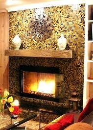 glass tile fireplace surround glass mosaic tile fireplace surround eclectic living room glass tile fireplace surround