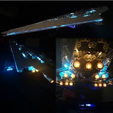 <b>LIGHTAILING LED Light</b> kit for LEGO 10221 Star Wars Super Star ...