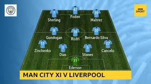 Everton take on manchester city whilst manchester united face off against liverpool on january 15 in merseyside vs manchester. Only Man City Collapse Will Stop Title Win Now But I Don T See Them Cracking Shearer Analysis Bbc Sport