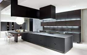Top High Tech Kitchen Design Trends And Striking Interior Designs