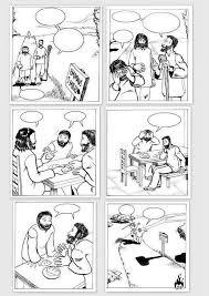 Kinderwoorddienst Maak Je Eigen Stripverhaal