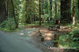 Research and reserve your next california campsite today! Grizzly Creek Redwoods State Park Campsite Photos Availability Alerts