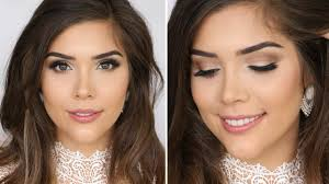 natural bridal makeup tutorial katerina williams