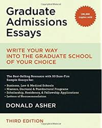 amazon com graduate admissions essays fourth edition write your  graduate admissions essays write your way into the graduate school of your choice
