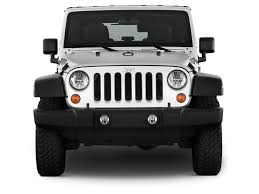2012 jeep wrangler unlimited 4wd 4 door call of duty mw3 front exterior view