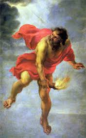 the myth of prometheus myth of fire stolen by prometheus prometheus stealing fire from gods