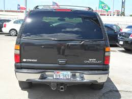 2004 Chevrolet Tahoe LS 4dr SUV In Houston TX - Talisman Motor City