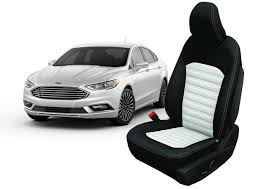 ford fusion seat covers leather seats