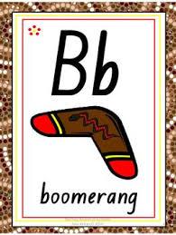 Alphabet Chart Australia Australian Aboriginal Alphabet Chart Letter Tracing And