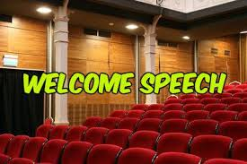 How To Give Best Welcome Speech, Sample Introduction In English