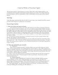 process paper essay example process paper essay example