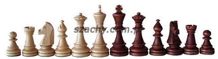 Znalezione obrazy dla zapytania szachy figury drewniane