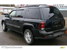 2002 Chevrolet TrailBlazer EXT LT 4x4 in Onyx Black photo #10 ...