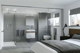 Whether it's a tiny powder room or a shower stall that's basically on top of the toilet (been there!), a small bathroom can make those morning and evening routines a lot less glamorous, and, more importantly, less efficient. Ensuite Bathroom Ideas 21 Modern Minimalist Bath Designs