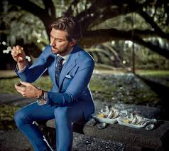 Armani Light Blue Suit Heres Why A 10 000 Suit Costs 10 000 Gq