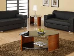 curve walnut coffee table jf301