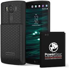 lg 10. lg v10 extended battery case with phone and tpu. lg 10