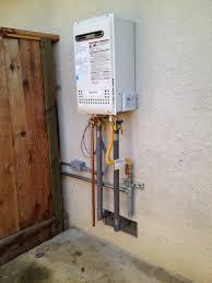 Gas Wall Heater Installation Exellent Gas Tankless Water Heater Installation Heaters To Design