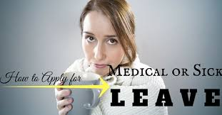 How To Get A Doctors Note For Stress Leave How To Apply For Medical Or Sick Leave With Sample Letter