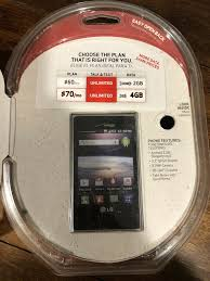LG Optimus Zone VS410PP - 4GB - Black ...