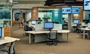 open office interior design. Good Design Can Combat Open-office Issues Open Office Interior O