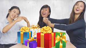 Gift giving in asian