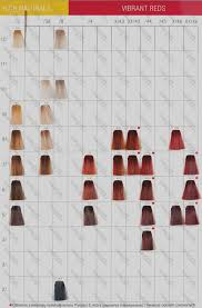 Wella Color Touch Chart Wella Color Touch Chart Reds Best Picture Of Chart
