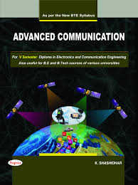 buy advanced communication for th sem diploma in electronics  advanced communication for 5th sem diploma in electronics communication eng for be btech