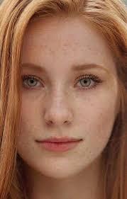 Madeline Ford Zrzky Zrzavé Vlasy Dívky A Zrzky