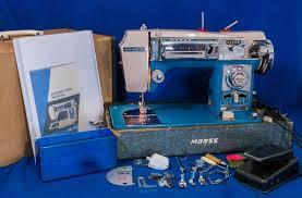 Morse Automatic Zigzag Sewing Machine