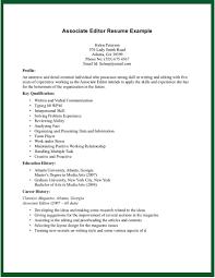 Associate Editor Resume Associate Editor Resume shalomhouseus 1