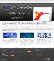 Maine Web Design Liquid Anvil Web Design Virsec Com Web Design