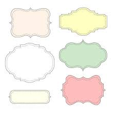 Printable Candy Bar Wrapper Template Word Free Buffet Labels Label