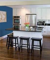 Stylish Kitchen Wall Art With Blue Walls Also Modern Painting And Dark  Laminate Floor Kitchen Wall Art 9