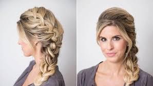 Středně Dlouhé Vlasy Copánky 69 Fotografií Vzory Tkaní Krásné