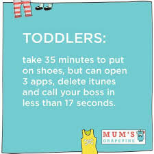 Toddler Quotes Classy Via Mumsgrapevine Truth Lifewithtoddler Laughter The Best