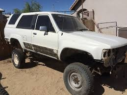 FS [PacSoWest]: Parting out 1986 TOYOTA 4RUNNER 1ST GEN ...
