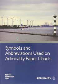 Symbols And Abbreviations Used On Admiralty Charts Na