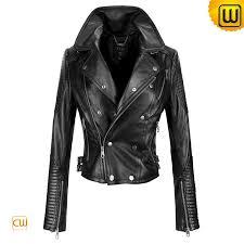womens leather motorcycle jackets women black motorcycle leather jacket jacket cwmalls com