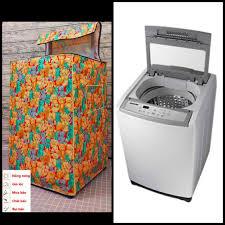 ĐÁNH GIÁ] Áo trùm máy giặt 7kg đến 10kg vải dầy cửa trên - Tấm Che, Miếng  Đậy, Bạt Phủ Chất liệu vải dù xịn loại 1 - Trùm 7-10kg, Giá rẻ