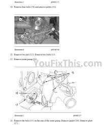 caterpillar 247b 257b repair manual slk mtl 3024c engine multi cat screen skid steer 1