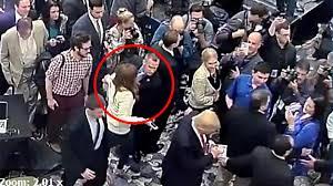 Video shows Trump campaign manager Corey Lewandowski grabbing Michelle  Fields